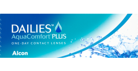 Dailies AquaComfort Plus 30er